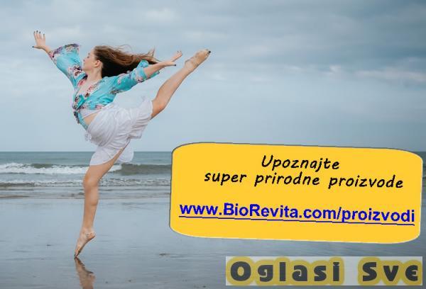 100% Prirodno! REVITA za jačanje imuniteta