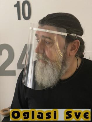 Prodaja vizir maski - Akcija!
