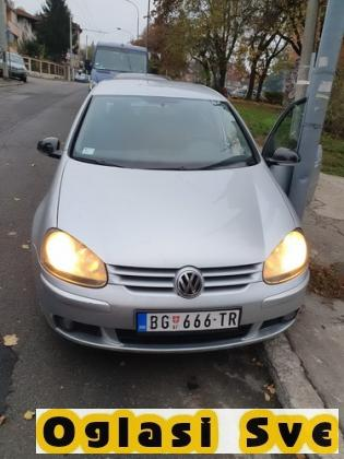 Prodajem Volkswagen Golf 5, 2.0, TDI 2005 godište
