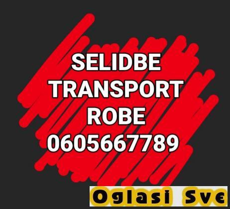 Selidbe, transport robe. Beograd, Srbija  od 2000 dinara
