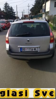 Renault Megane 1.9.cdi 2008. godište