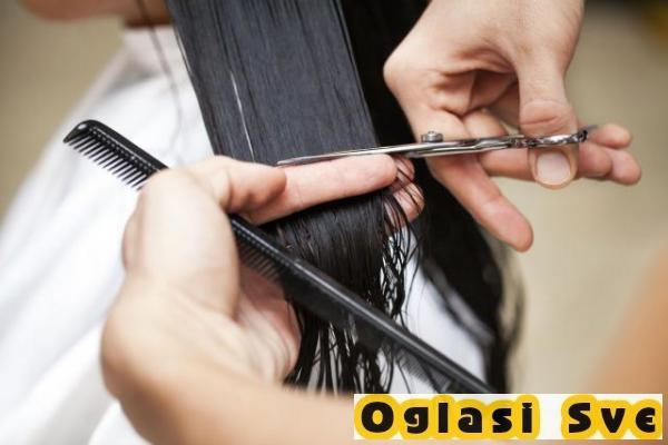 Potreban frizer razradjenom salonu u Denkovoj basti, Beograd